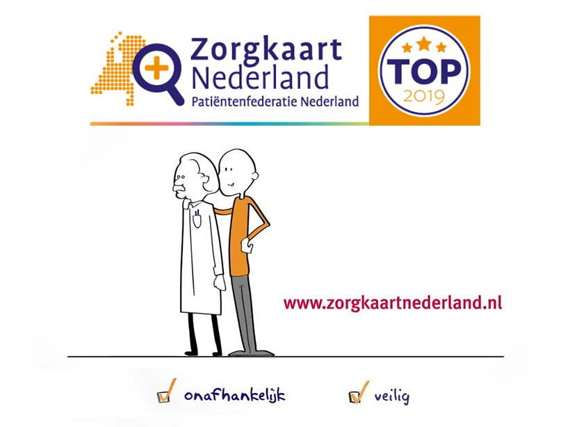Top2019 ZorgkaartNederland