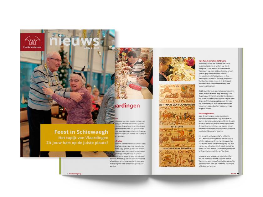 Frankelandgroep Nieuws - editie 1 - 2020