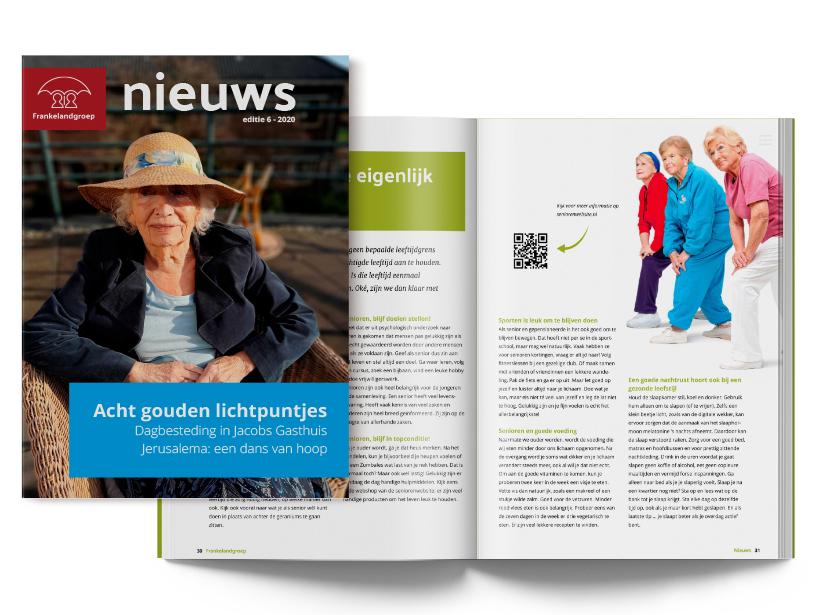 Frankelandgroep Nieuws - editie 6 - 2020