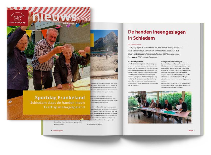 Frankelandgroep Nieuws - editie 3 - 2019