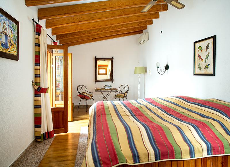 kamer Denia in villa La Sorpresa