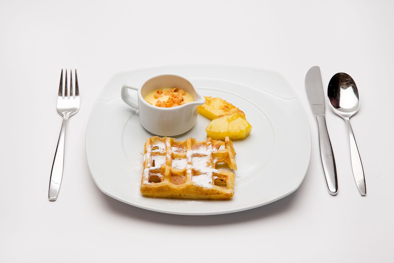 Dessert Beste Menu van de Zorg - Frankeland