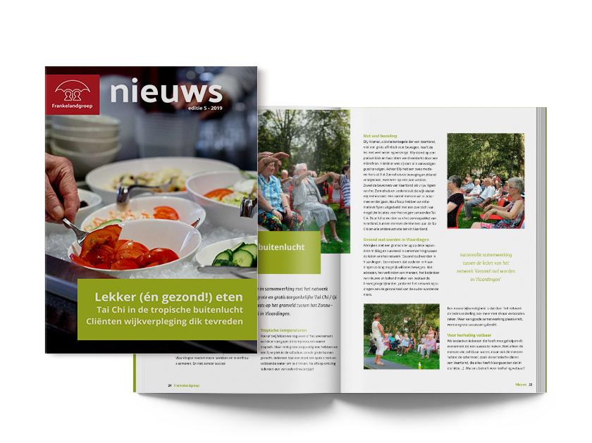 Frankelandgroep Nieuws - editie 5 - 2019