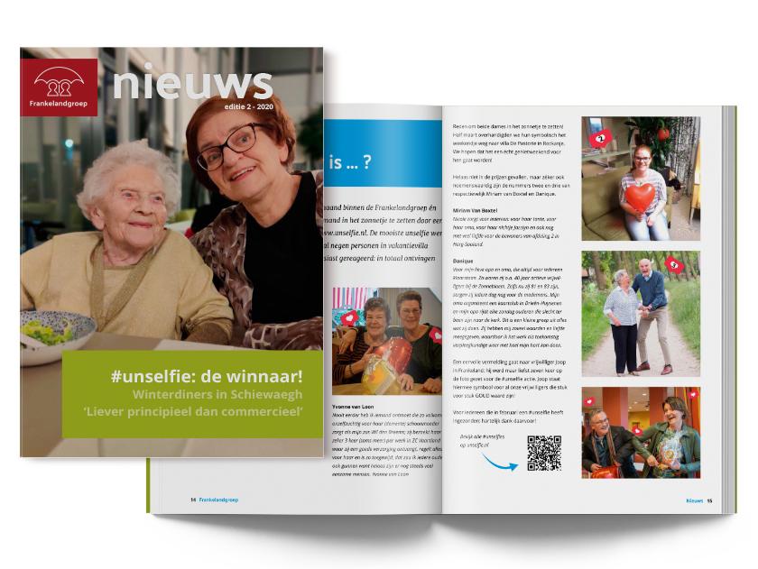 Frankelandgroep Nieuws - editie 2 - 2020