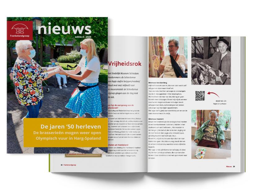 Frankelandgroep Nieuws - editie 4 - 2020
