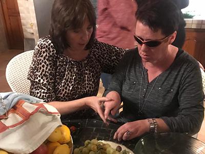Themabijeenkomst huishoudelijke dienst in La Sorpresa - Spanje